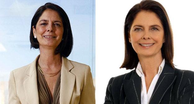 Candidata del PP a la alcaldía de Pozuelo de Alarcón, Paloma Adrados. Antes y después del PhotoShop
