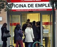 La tasa de paro sube en España mientras cae en la mayoría de países de la OCDE