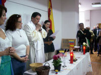 """Inauguración de """"Casa Venezuela"""" en Madrid"""