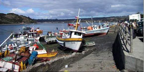 Isla de Chiloé, Chile