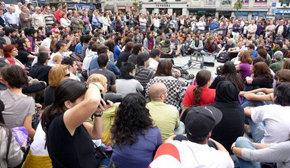 Manifestación en Madrid    (Foto: Photo Pressenza )
