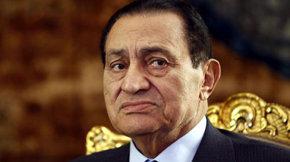 El ex presidente egipcio Hosni Mubarak