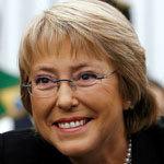 La directora ejecutiva de ONU-Mujeres, Michelle Bachelet