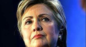 La secretaria de Estado norteamericana Hillary Clinton