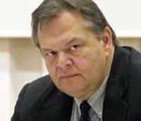 Evangelos Venizelos es el nuevo ministro de Finanzas en Grecia