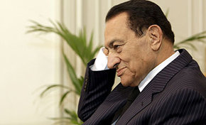 El ex Presidente de Egipto Hosni Mubarak tiene cáncer
