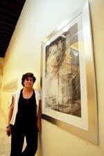 Francisca Lita desde la migraña al sufrimiento crónico pasado al arte