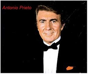 Fallece Antonio Prieto, intérprete chileno del bolero