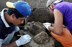 Hallan un cementerio con más de 1.000 años en zona maya de México