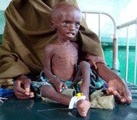 La hambruna sacude el Cuerno de Africa...