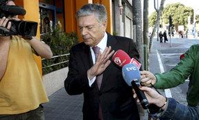 Modesto Crespo, ex presidente de la Caja de Ahorros del Mediterráneo