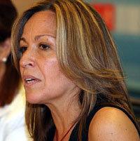 La ministra de Asuntos Exteriores y Cooperación española, Trinidad Jiménez