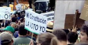"""UGT y CC OO convocan una """"gran marcha"""" contra la reforma para el día 6"""