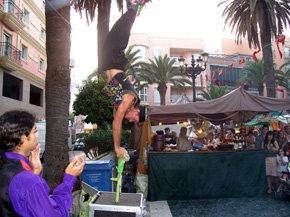 I Mercado Medieval en Arenas de San Pedro