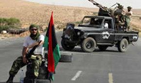 Un convoy de leales a Gadafi viaja a Burkina Fasso