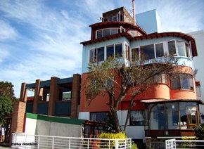 'La Sebastiana', la casa que Neruda creó a su imagen y semejanza...