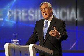 Sebastián Piñera, el presidente peor valorado por sus conciudadanos de la reciente historia democráctica chilena...