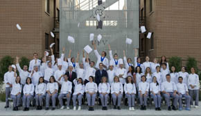 Le Cordon Bleu Madrid graduó a su primera promoción con Mario Sandoval como padrino