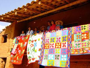 Artesanos de Perú, Argentina, Bolivia y Chile en V Encuentro de Arte Originario