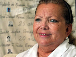 Laura Pollán, ha fallecido a los 63 años...