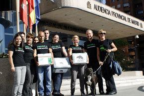 PACMA consigue los avales para presentarse en la mayoría de las provincias españolas