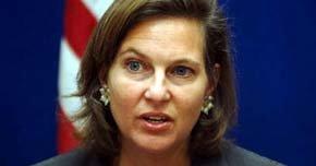 El portavoz del Departamento de Estado, Victoria Nuland