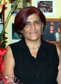 Elizabeth Delgado, propietaria del 'Patacón Pisao' (Foto:Juan Ignacio Vera)
