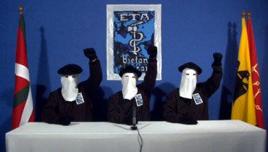 ETA anuncia un alto el fuego 'permanente y verificable' pero no renuncia a las armas