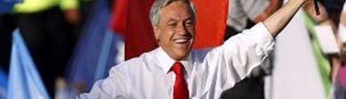 Sebastián Piñera, el presidente peor valorada de la reciente historia democrática chilena...