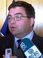 Director Regional de Corfo Valparaíso, Víctor Fuentes Tassara.