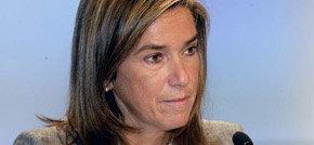 La vicesecretaria de Organización del PP y directora de campaña del Partido, Ana Mato