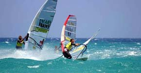 Los deportes náuticos atraen dos millones de turistas al año en España