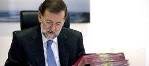 Mariano Rajoy 'no suelta prenda'...