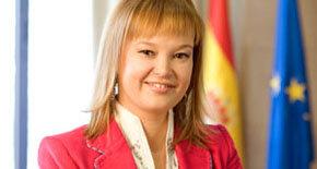 La ministra de Sanidad, Política Social e Igualdad en funciones, Leire Pajín