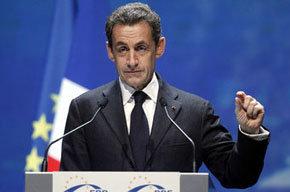 Sarkozy: 'Si no hay acuerdo, Europa no tendrá segunda oportunidad'