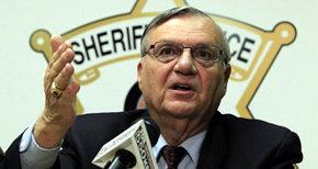 El sheriff Arpaio