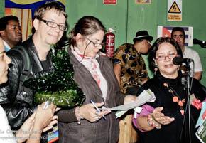 Éxito y sabor en el II Concurso 'La Mejor Hallaca de Madrid'