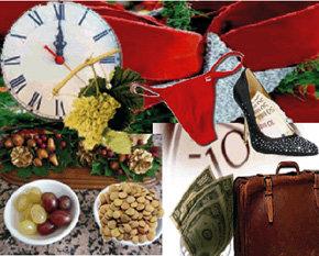 Cábalas, ritos y tradiciones para recibir Año Nuevo