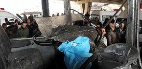 Un atentado suicida deja decenas de víctimas en el centro de Damasco