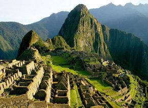 Machu Picchu cumplió 31 años como reserva natural protegida