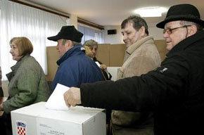 Croacia vota a favor de la entrada a la Unión Europea