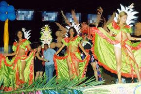 Distintas formas de vivir el Carnaval... en Portugal