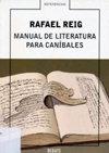 Manual de literatura para caníbales,Rafael Reig
