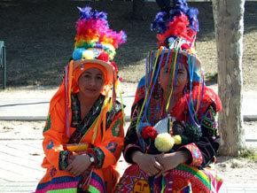 Primer Carnaval folklórico boliviano 'Tentaciones Madrid 2012'