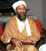 Osama Bin Laden en una imagen de archivo
