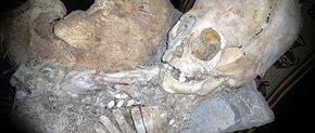 ¿Es la Momia de Perú un niño Gigante, es decir un Nephilim?