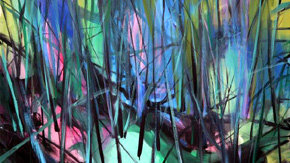 JORGE RANDO. Pintura