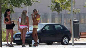 prostitutas españolas prostituta video