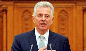 El dimisionado presidente de Hungría, Pál Schmitt
