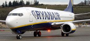 Ryanair es la compañía aérea que más quejas de los consumidores recibe en FACUA